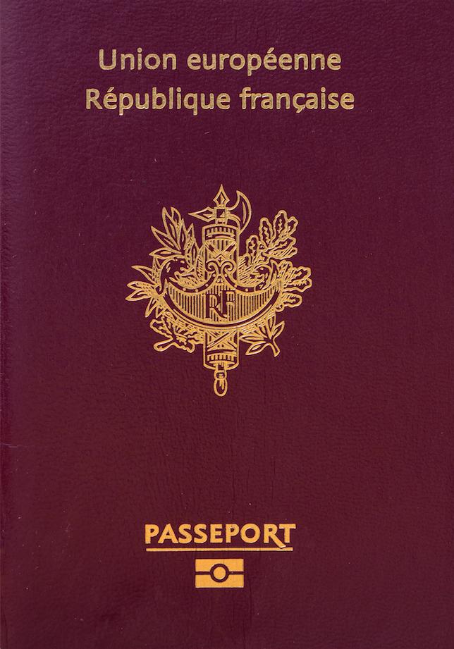 passeport 2018