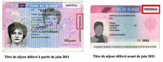 photo identité carte de séjour