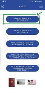 Free photo iD for european visa