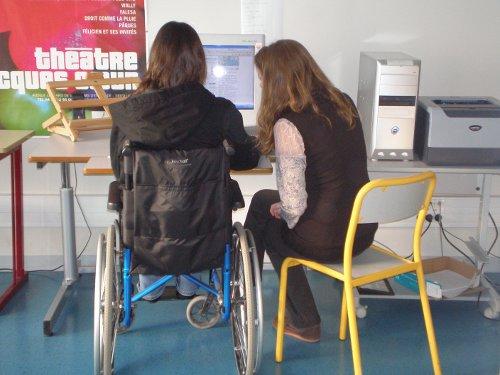 élèves en situation de handicap