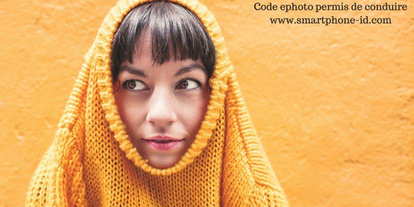 Prenez un code ephoto avec votre smartphone