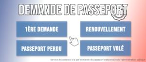 rdv passeport