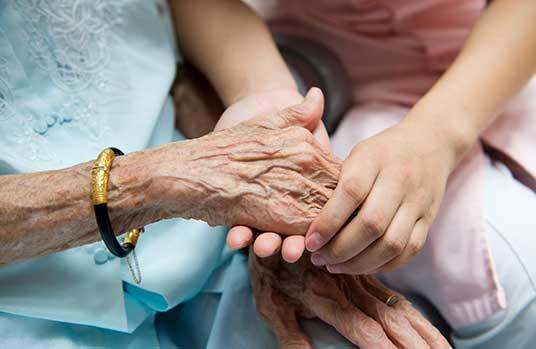 services de soins infirmiers à domicile photo d'identité