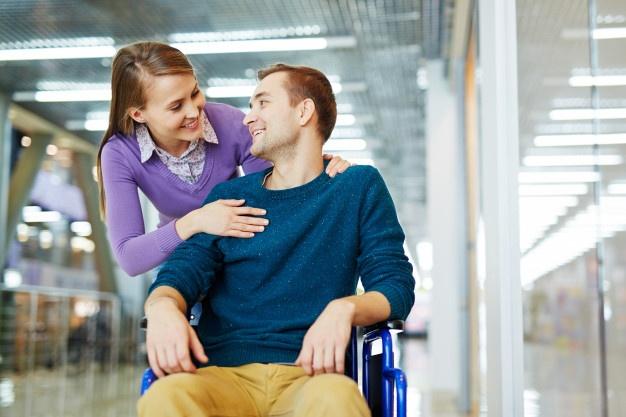 photo d'identité personne situation handicap
