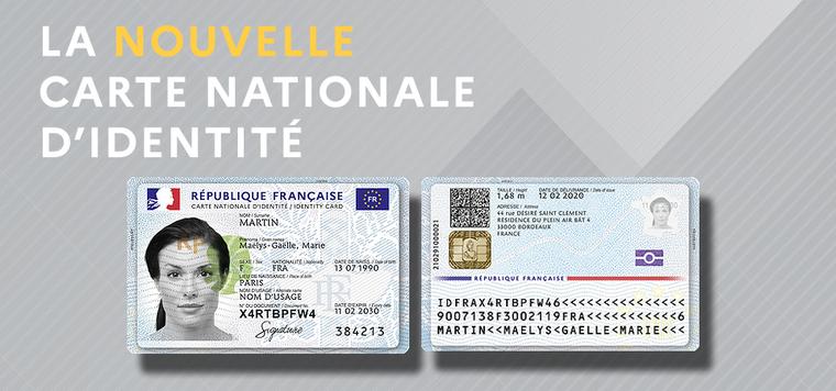 e Photo pour carte identité